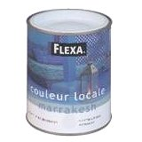 Flexa Couleur Locale Hoogglans Nepal Midden Taupe 4515 - 750 ml