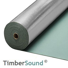 TimberSound Ondervloer / Rol 10 m2